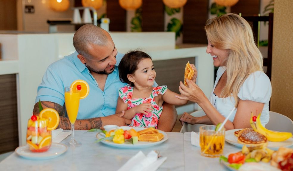 Top tips for family meals out at a restaurant