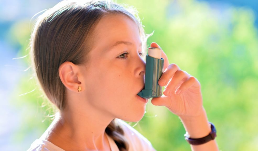 Children with asthma