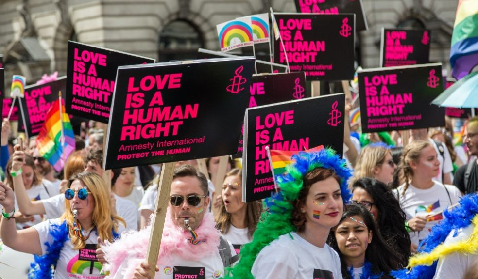 Some countries and cities are far more welcoming than others to LGBTQ community