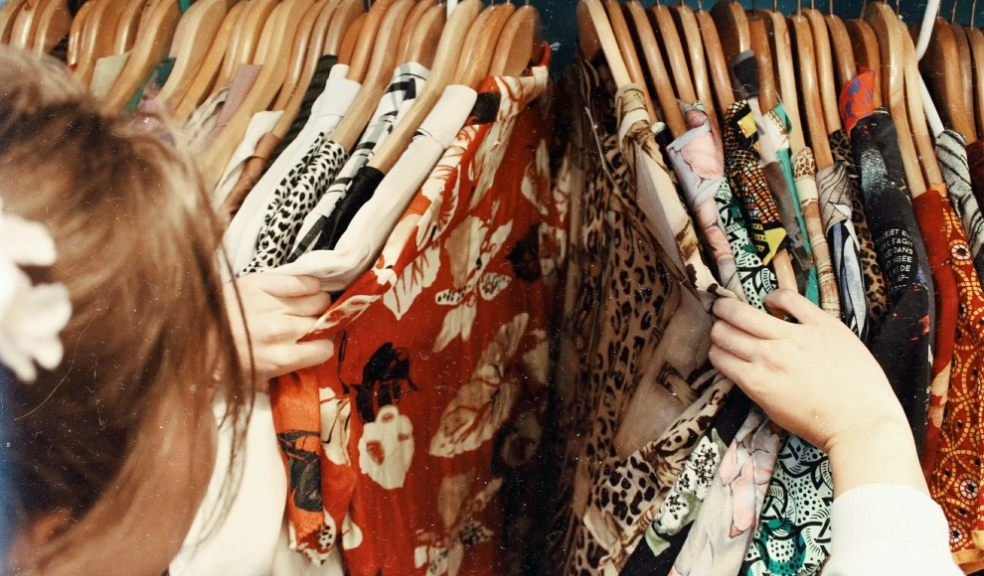 An annual wardrobe clean can be the perfect way to give unwanted clothing a new lease of life