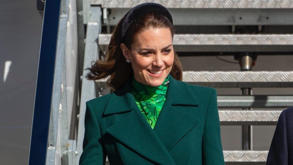 The Duke and Duchess of Cambridge visit Ireland (Ian Vogler/Daily Mirror/PA)