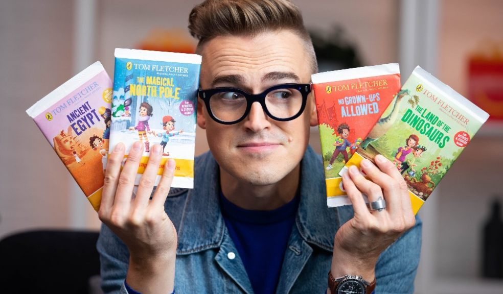 Tom Fletcher makes his debut as McDonald's Happy Readers author | The  Lifestyle Daily