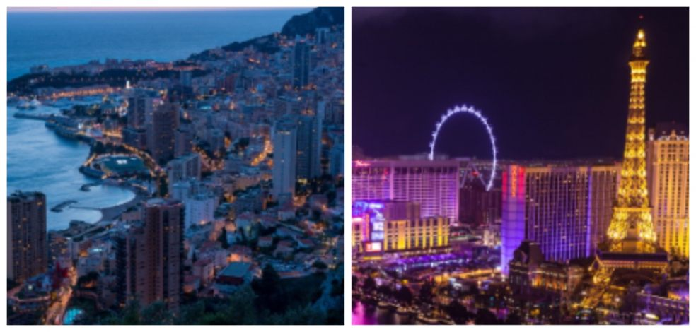 Travel Guide: The best things to do in Las Vegas and Monte Carlo