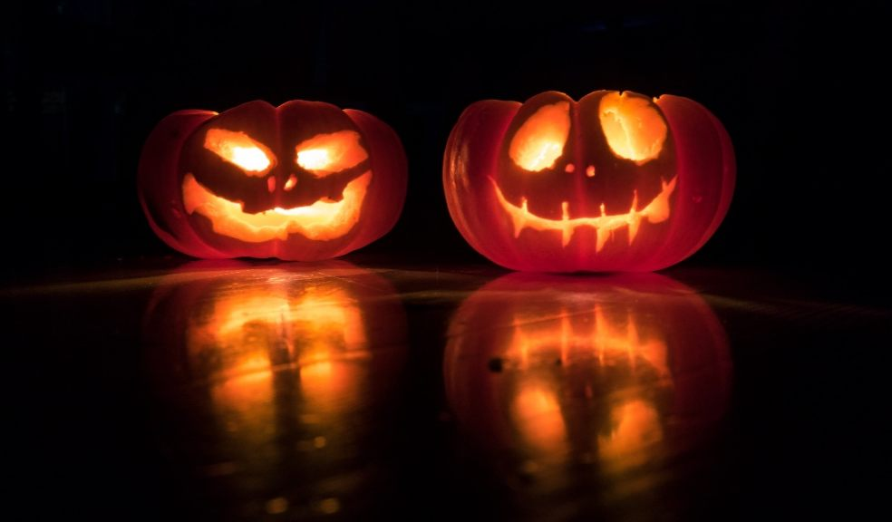 Plan a halloween trail this year with the children