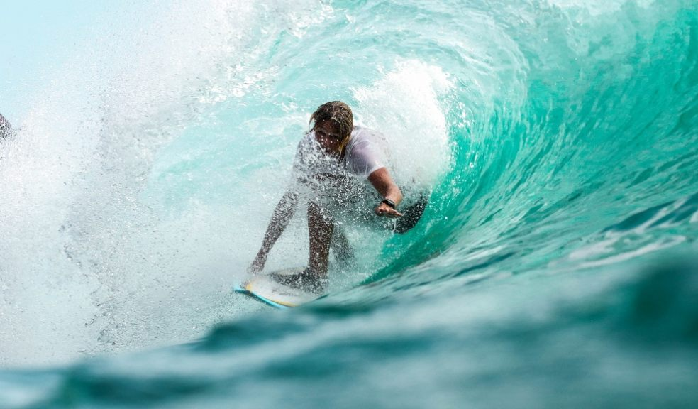 Surfing has been named as the most common action sport in the UK