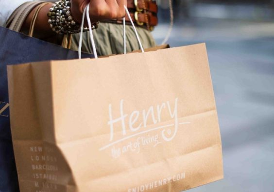 Customers are likely to spend more with physical interaction