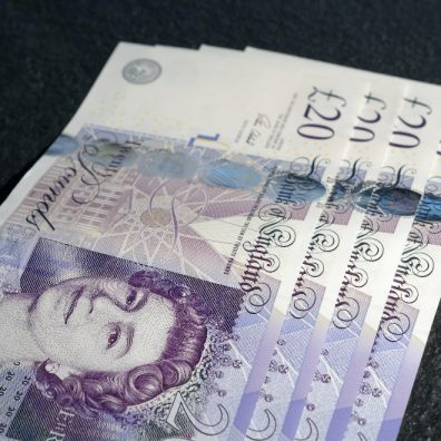 Over a quarter of people said that they would transfer all of their money to a so-called 'safe account'