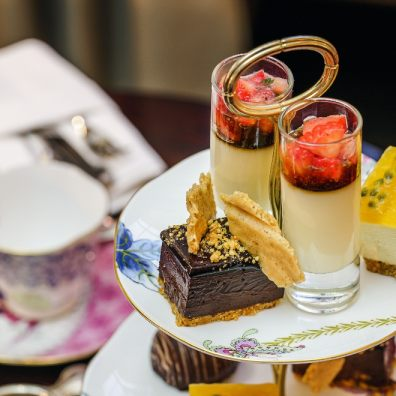 Top five tips on etiquette when attending Afternoon Tea