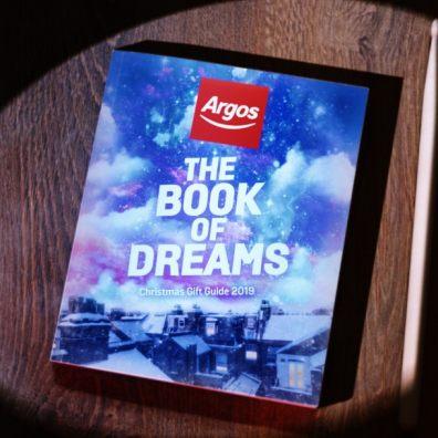 Argos catalogue