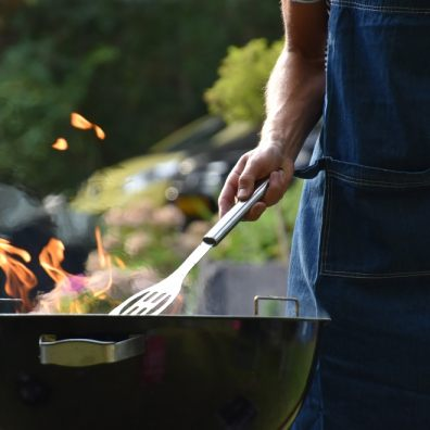 Meat-eating BBQ hosts can't be bothered with the faff of cooking separate dishes for veggies