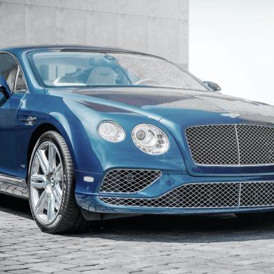 Gareth Southgate is selling his Bentley