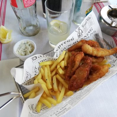 The favourite side to fish and chips revealed