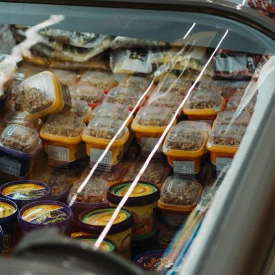 Frozen food sales have gone up during lockdown