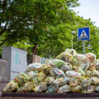 The UK throws away over 9 ½ billion tonnes of food waste a year