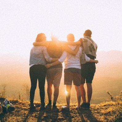 The secret to long-lasting friendships