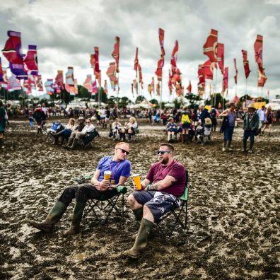 Glastonbury festival