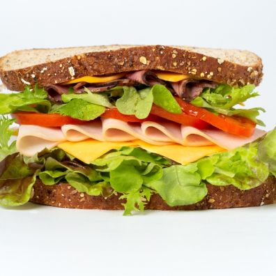 Brie and Bacon, and Chicken and Stuffing are the top two favourite sandwiches of Southerners