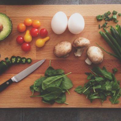 Healthy foods mushrooms help vitamin deficiency
