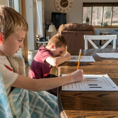 Top tips for home schooling