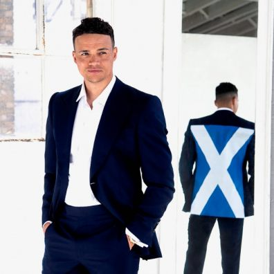 Heineken teamed up with Scottish legend Ally McCoist tostitch-upEngland rival and fellow pundit Jermaine Jenas