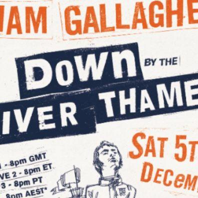 Liam Gallagher gig announced