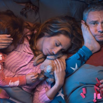 Martin Freeman talks about his uncompromising comedy, Breeders