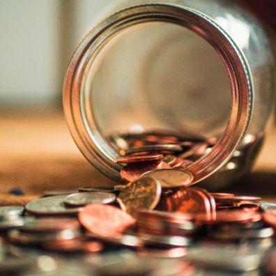 Saving money during lockdown