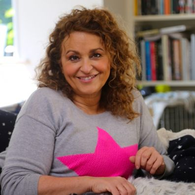 Opportunities to cook-along live with including Celebrity MasterChef winner Nadia Sawalha