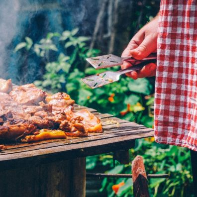 Outdoor cooking in the UK is evolving and changing all the time