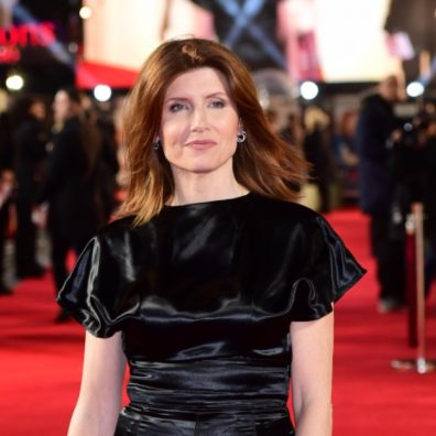 Sharon Horgan attending the Military Wives UK premiere held in Leicester Square, London
