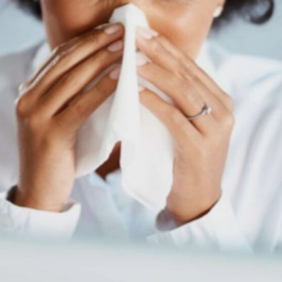 One thing that worriesone in five Britsis hay fever