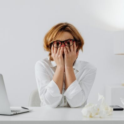 Almost 90% of people aged 18-34 say they currently feel stressed