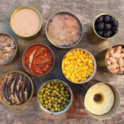 Tinned food might save you money even after the Coronavirus lockdown. Lifestyle. Money