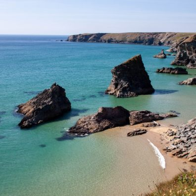 The best alternative destinations to the top staycation hotspots in the UK.