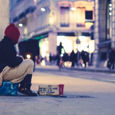Thanks to Just Eat many homeless and vulnerable people could eat this christmas