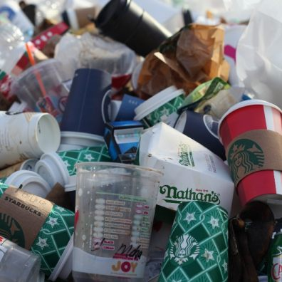 Local councils are expected to struggle with the excess waste generated by fans
