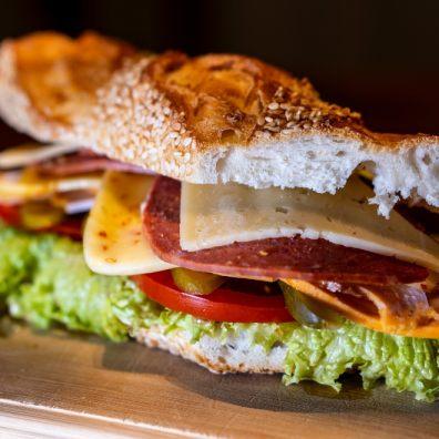 Favourite sandwich revealed