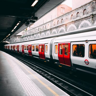 UK workers were forking out as much as £544 for their monthly commute