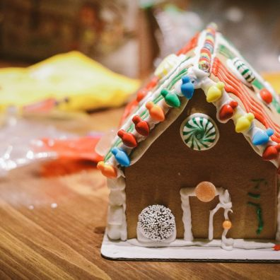 How much it would cost to build your very own 3 bed, semi-detached gingerbread house