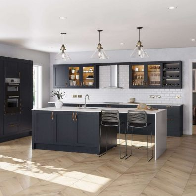 new fitted kitchens